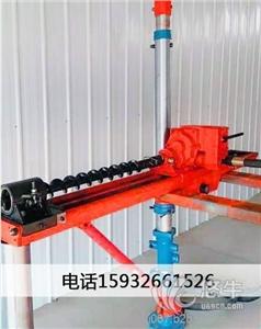 供应河北启睿ZQJC-560/11.0s气动架柱式钻机探水钻