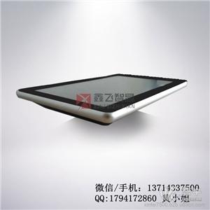 供应鑫飞智显XF-11壁挂电容苹果款网络广告机厂家(可定制)