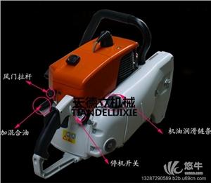 供应天德立WS-1轻便式挖树机 移植断根机优质汽油挖树机