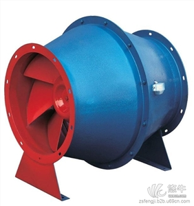 供应SJG管道加压送排风机SJG斜流通风机