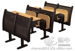 供应鸿涛HT401阶梯课桌椅生产厂家