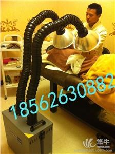 供应苏仕琪广州河南吸烟机艾灸理疗除烟,吸烟机艾灸烟雾净化机移动吸