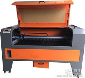 布料电化铝 产品汇 供应诺得泰NDT1360非金属亚克力皮革布料小型激光切割机