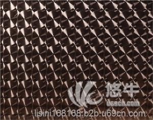 供应 彩色不锈钢镭射工艺花纹板 彩色不锈钢镭射工艺