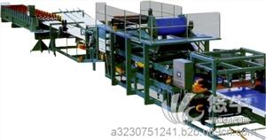 供应金辉压瓦机隔热夹芯复合机生产线