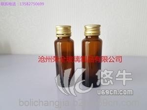 玻璃瓶木塞 产品汇 供应荣全玻璃15ml-45ml口服液玻璃瓶