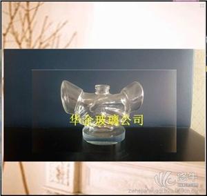 供应握手酒瓶水晶玻璃工艺品高硼硅手工艺酒瓶握手酒瓶