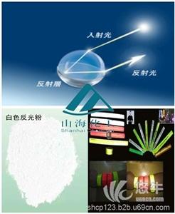 供��服�材料�S酶哒凵涑��W亮反光粉