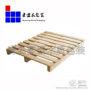 供应青岛豪盟可定制平度木托盘出口熏蒸