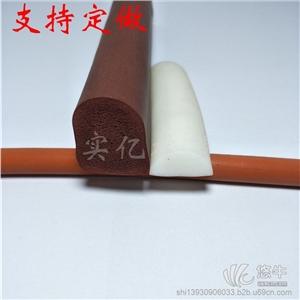 供应实亿齐全高温彩色橡胶密封条高温彩色橡胶密封条