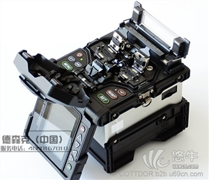 供应德森克光纤熔接机GT-80T德森克光纤熔接机