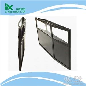 供应玻璃折叠柜精品柜商场货架展览展柜折叠展柜