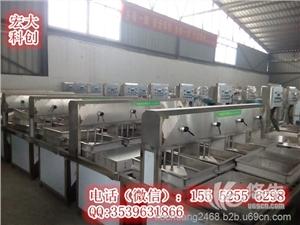 供应大型豆腐机器成套设备宏大科