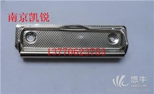 供应铁质看板夹,南京不锈钢板夹,周转箱标签夹铁质看板夹