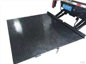 供应汉莫克汽车尾板现货供应各型号货车升降尾板 汽车升降尾板