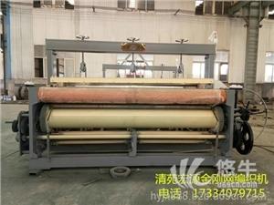 供应宏源大二卡数控剑带金刚网织网机生产厂家不锈钢网编织机