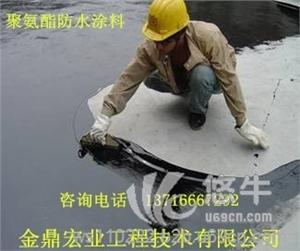 供应防水涂料 凯建昌盛 KJ-09 耐水性好聚氨酯防水涂料
