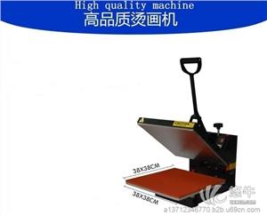 供应手动印花机 手动烫钻机平板机热转印烫画机