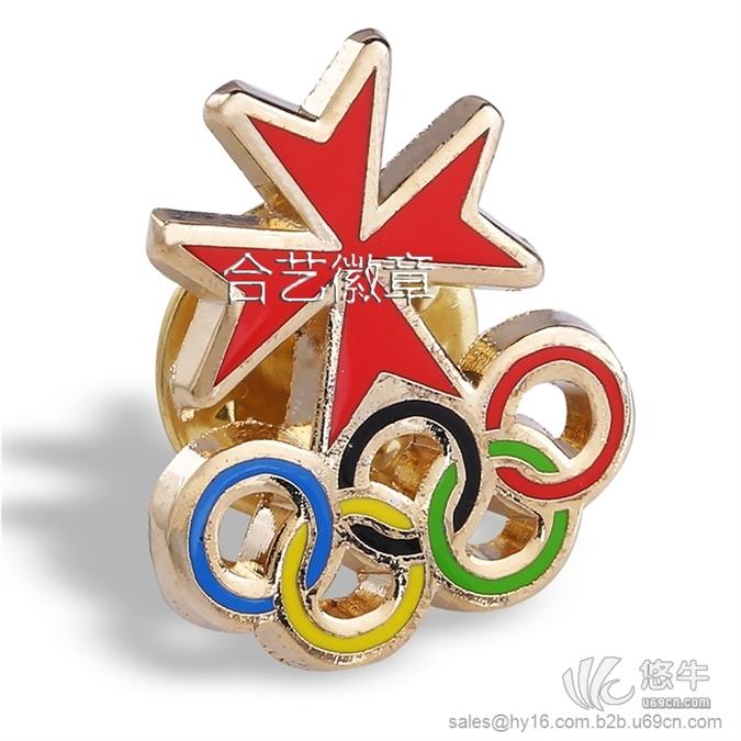 金属纪念徽章