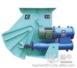 供应浩辰GEZ-50电液动腭式泊头市浩辰环保电液动腭式阀/腭式闸