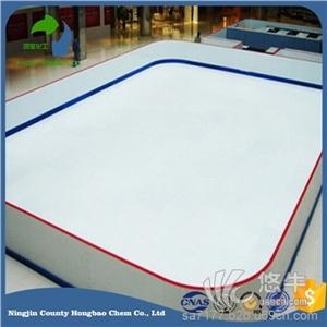 供应耐磨自润滑聚乙稀溜冰场衬板