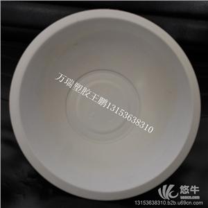 供应175口径气调塑料碗/盒式包装碗厂家直供小盐哥扣肉碗