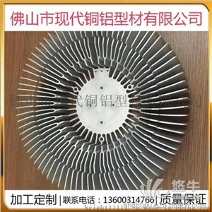 供应优质铝合金散热器深加工生产大功率散热器