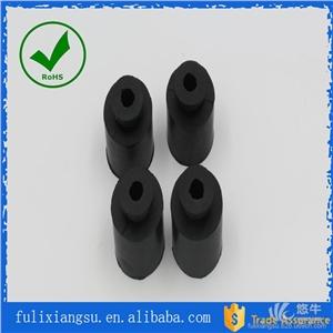 供应橡胶机脚垫压缩机配件橡胶脚垫出口地脚橡胶减震垫