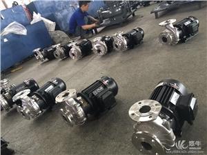 供应源立牌YLF(2)100-19卧式不锈钢泵