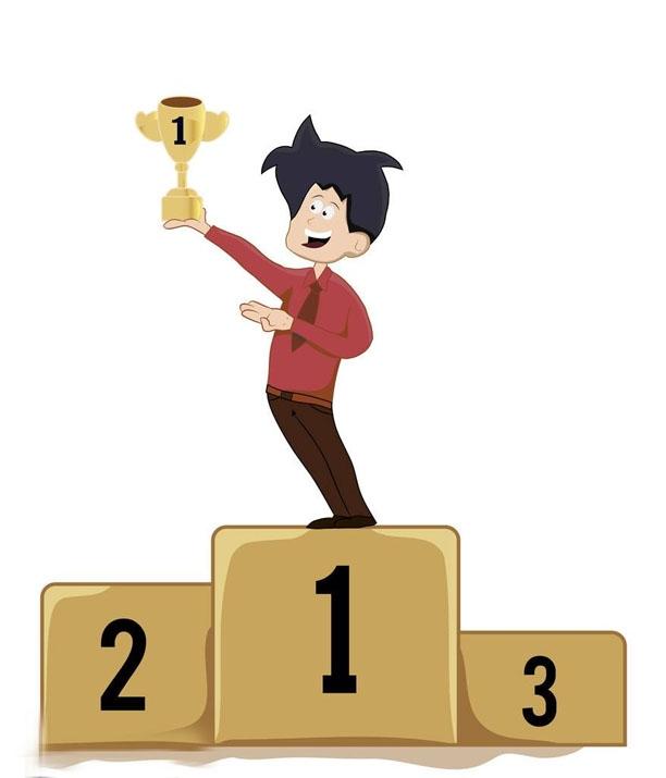 """滚动排名是一款性价比非常高的固定排名关键词:举例来说会计行业的""""会计培训""""这个词的固定排名位置。"""