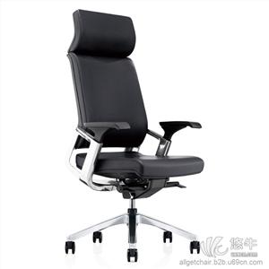 供应高档真皮办公椅酒店客房椅会议会客椅真皮办公电脑椅