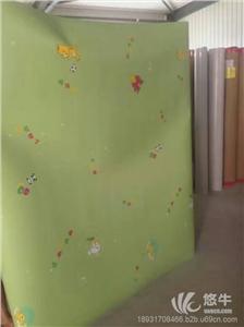 供应硕兴2.0mmPVC幼儿卡通地板