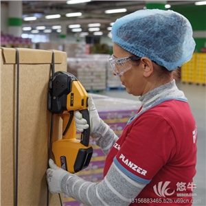 供应便携式电动打包机STB73电动打包机