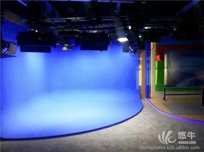 高清虚拟演播室搭建