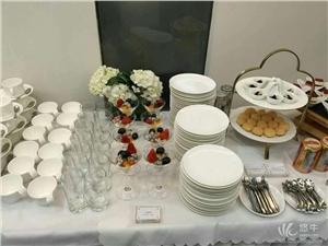 供应佛山展会年会餐具桌椅出租公司展会年会餐具桌椅