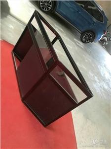 供应玻璃折叠展柜精品柜出租玻璃柜子出租