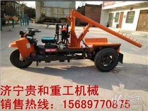 供应贵和重工小型背树车背树车背树拉树吊树机