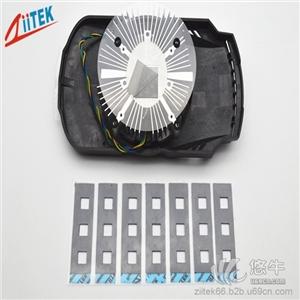 供应兆科TIF800硅胶导热贴片硅胶导热贴片