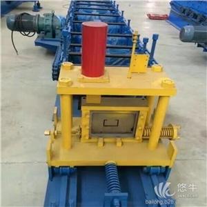 供应快速新型无极剪切80-300型C型钢机C型钢机