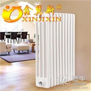 供应钢四柱暖气片厂家价格-鑫冀新钢四柱暖气片
