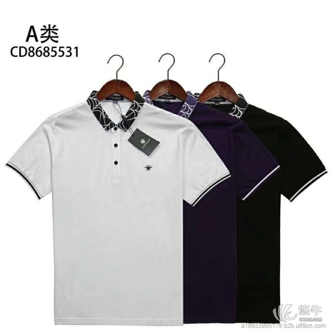 夏利玛男短袖t恤