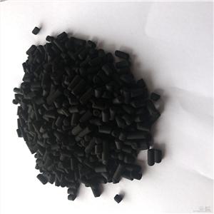 供应旺顺达煤质柱状活性炭溶剂回收专用煤质柱状活性炭
