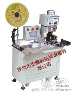 供应全自动端子机/裁线机/剥皮机/扭线机全自动端子机裁线机