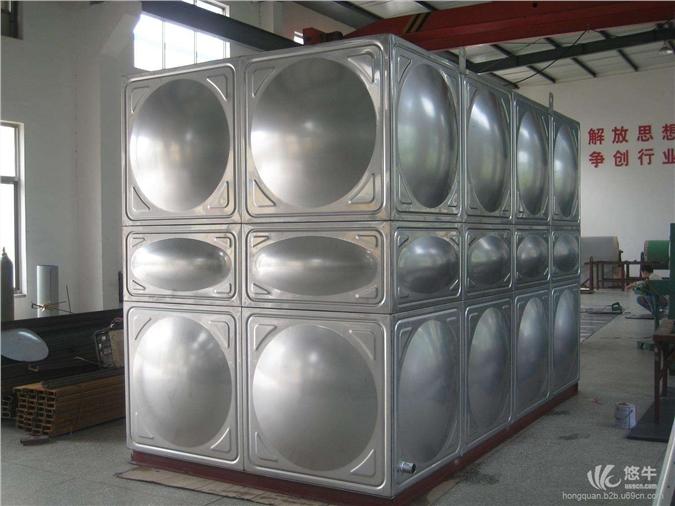 不锈钢生活方水箱