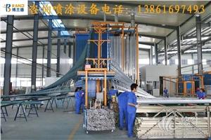 供应博兰德私人定制铝材喷塑设备高端品质铝材喷塑设备