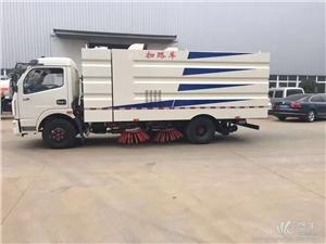 供应东风EQ1080SJ8BDC道路清扫车生产厂家哪