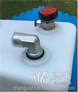 供��剪式平�_叉�油箱塑料油箱液�荷�降�C�梯油箱