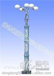 供应尚云、大中002瓷灯柱定制