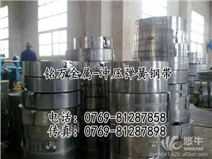 供应抗腐蚀弹簧钢带 日本sup10弹簧钢带 耐磨损弹簧钢