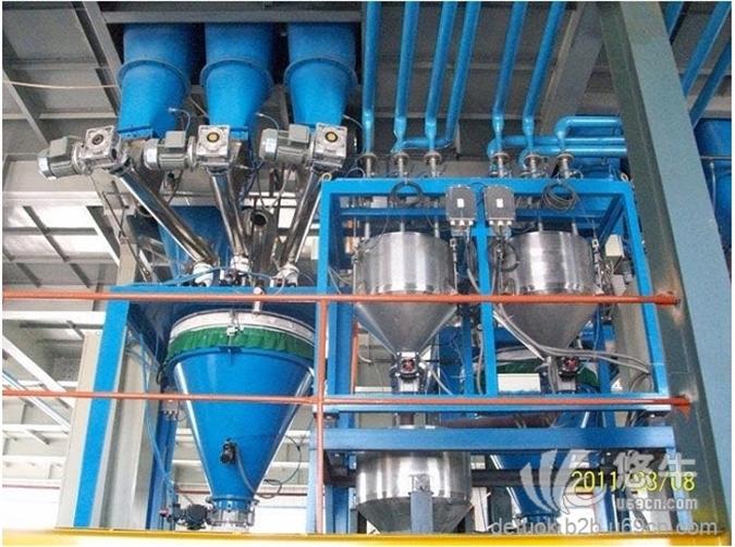 密炼机上辅机配料系统
